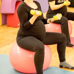 Gimnasia para Embarazada