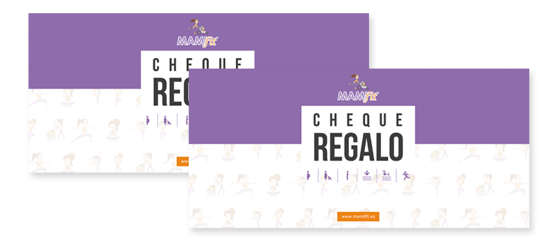 cheques Regalo MAMIfit