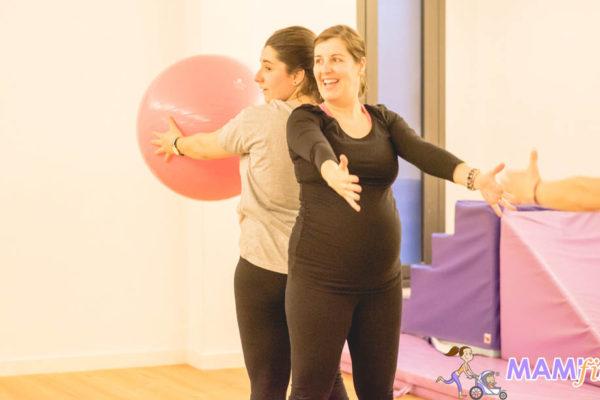 Gimnasia mujeres Embarazadas
