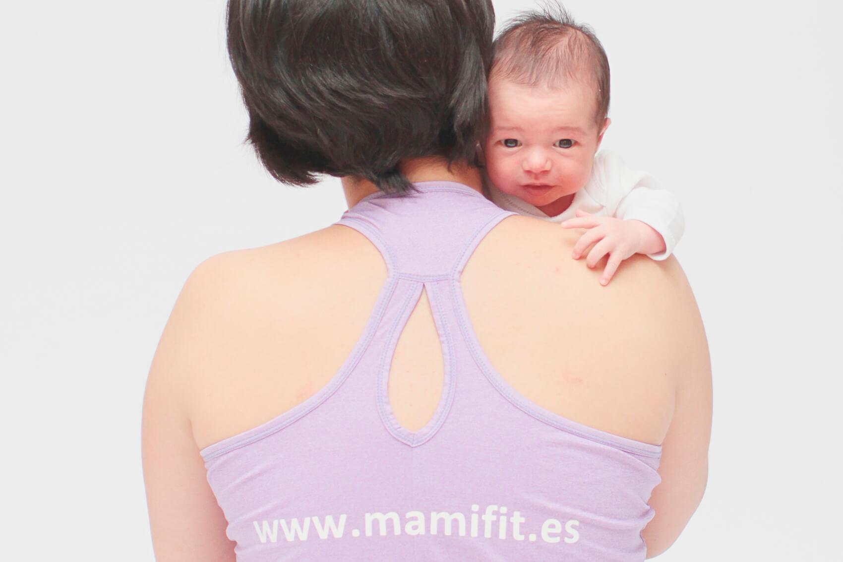 Mi bebé no para, ¿podré hacer ejercicio con él?