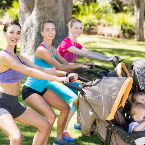 MAMIfit® Moms and Babies