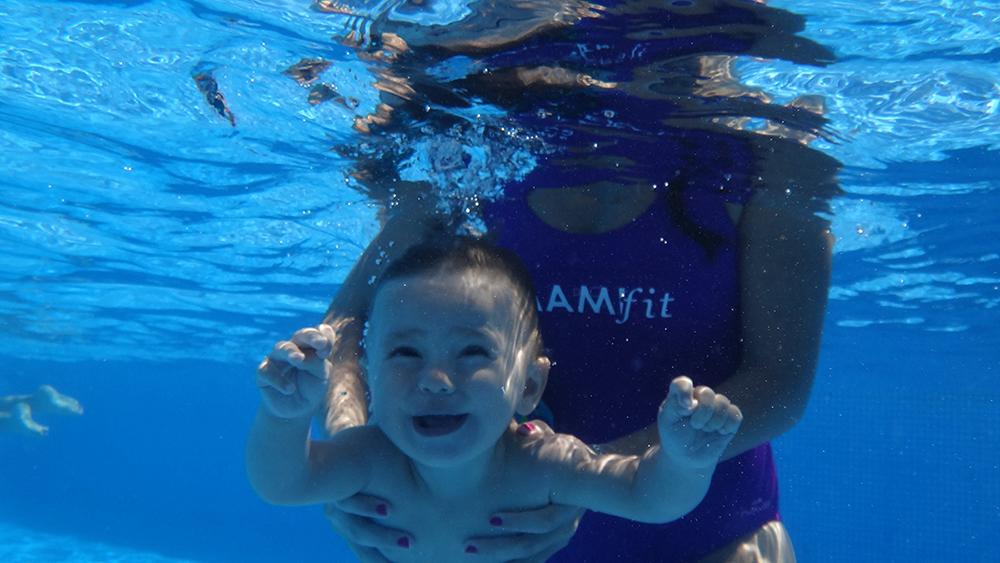 MAMIfit® Bebés Agua