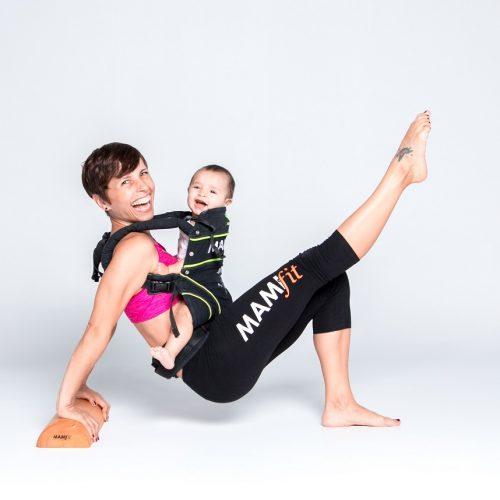 MAMIfit® Mamás y bebés