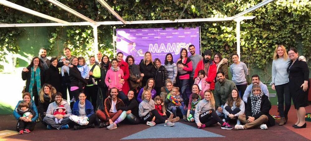 Evento MAMIfit: todo un éxito