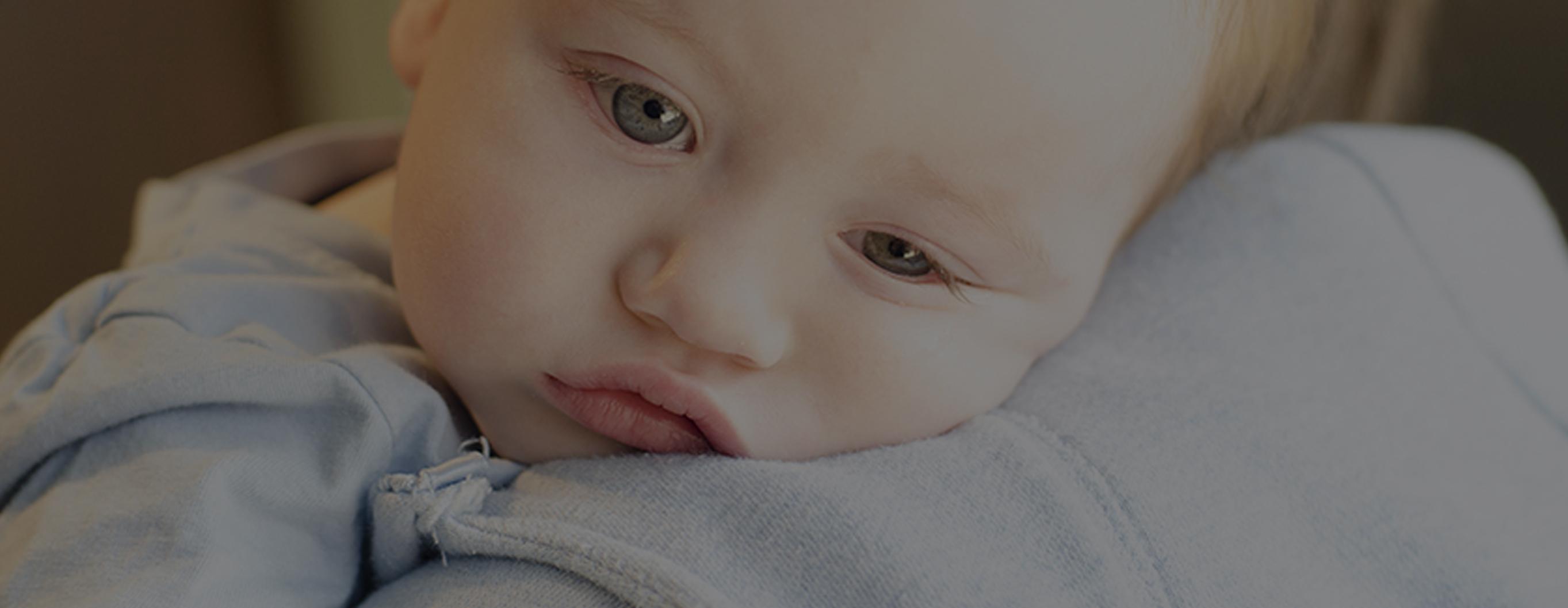 Los baches en el sueño infantil