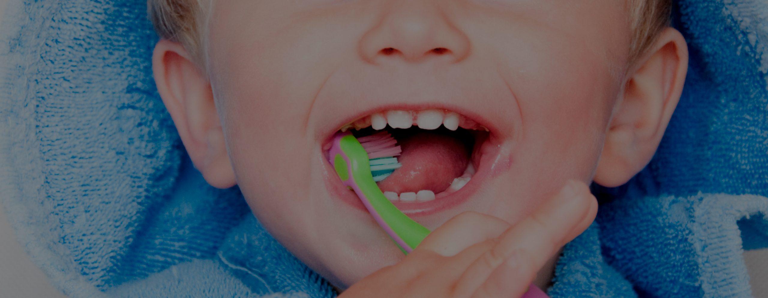 ¿Has llevado ya a tu peque al Odontopediatra?