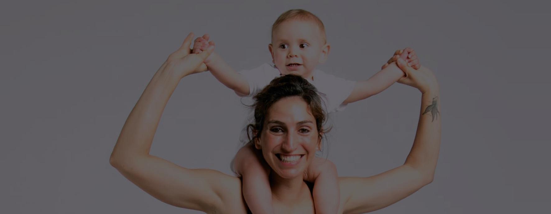 ¿Cuándo empezar a hacer deporte tras el parto?