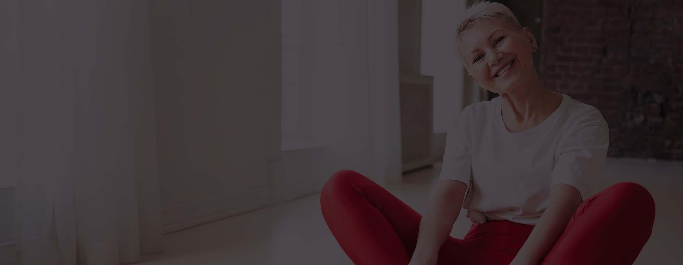 Menopausia, síntomas y buenos hábitos by fitbit & MAMIfit